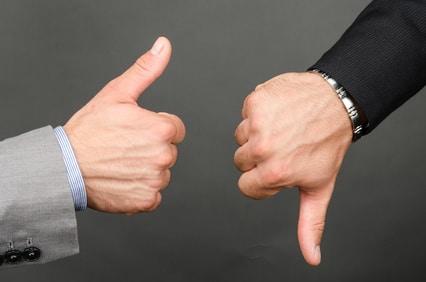 différence entre le renforcement positif et négatif