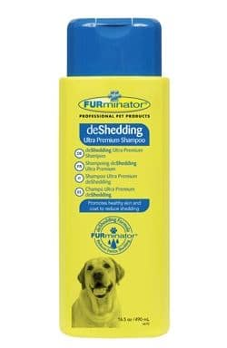 shampooing furminator